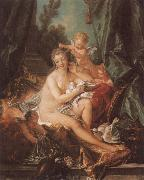 Francois Boucher The Toilet of Venus oil painting reproduction