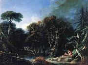 Francois Boucher The Forest