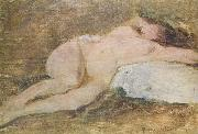 Frederick Mccubbin Nude Study oil painting reproduction
