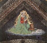St Mark the Evangelist, GHIRLANDAIO, Domenico
