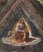 St Luke the Evangelist, GHIRLANDAIO, Domenico