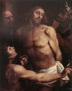 GIuseppe Cesari Called Cavaliere arpino The Mocking of Christ oil painting reproduction