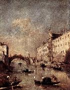 GUARDI, Francesco Rio dei Mendicanti