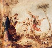 Tobit,Tobias and the Angel