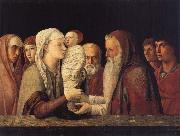 Presentation in the Temple, Gentile Bellini