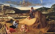 The Agony in the Garden, Gentile Bellini