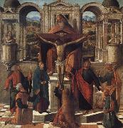 Symbolic Representaton of the Crucifixion