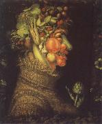 Giuseppe Arcimboldo Summer oil painting reproduction