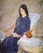 Gwen John The Convalescent oil painting