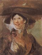The Shrimp Girl, HOGARTH, William