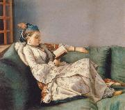 Marie Adelade of France, Jean-Etienne Liotard
