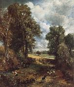 John Constable The Cornfield oil painting reproduction