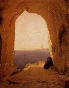 Grotto in the Gulf of Naples