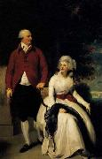 Mr and Mrs John Julius Angerstein