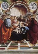 Luca Signorelli The Circumcision oil painting reproduction