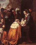 Adoration of the Magi, MURILLO, Bartolome Esteban
