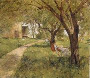 Afternoon in  the Hammock, Palmer, Walter Launt