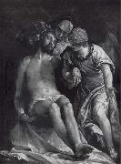 Paolo  Veronese Pieta oil painting reproduction