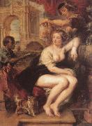 Bathsheba at the Fountain, Peter Paul Rubens