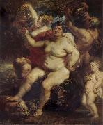 Bacchus, Peter Paul Rubens