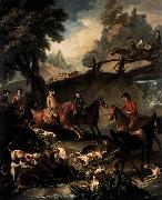 The Kill Form: painting, REIJSSCHOOT, Pieter Jan van