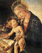 The Madonna of the premonition, Sandro Botticelli