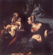 Sofonisba Anguisciola The Sacred Family oil painting