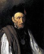 Man with Delusions of Military Command, Theodore   Gericault