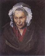 The Madwoman or the Obsession of Envy, Theodore   Gericault