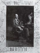 Bildnis des Physikers Henry A Rowland, Thomas Eakins