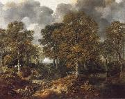 Thomas Gainsborough Cornard Wood,Near Sudbury,Suffolk