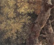 Detail of Conversation in a Park, Thomas Gainsborough