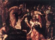 Esther before Ahasuerus, Tintoretto