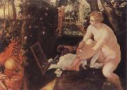 The Bathing Susama, Tintoretto