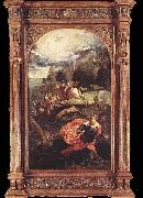St. George and the Dragon, Tintoretto