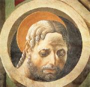 Head of Prophet, UCCELLO, Paolo