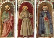 Sts Paul, Francis and Jerome, UCCELLO, Paolo