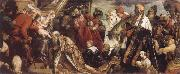 VERONESE (Paolo Caliari) The Adoration of the Magi oil painting reproduction