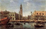 The Piazzetta from the Bacino di San Marco, WITTEL, Caspar Andriaans van