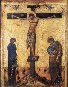 unknow artist The Crucifixion oil painting reproduction