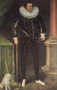 The Well-dressed gentleman of 1590