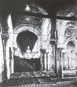 Interior of the Large Mosque