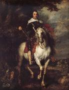Anthony Van Dyck Reiterbidnis the Francisco served de Mancada