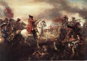 The Battle of the Boyne, Benjamin West