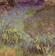 Day Lilies on the Bank, Claude Monet