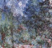 The House seen from the Rose Garden, Claude Monet