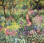 The Artist-s Garden at Giverny, Claude Monet