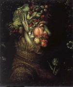 Giuseppe Arcimboldo The summer oil painting