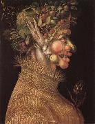 Giuseppe Arcimboldo Esquire Summer oil painting