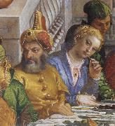The wedding to canons, Paolo  Veronese